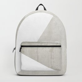 Structure | Abstract in Neutral Backpack