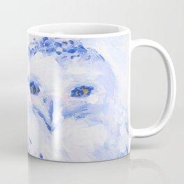 Insight: Snowy Owl Coffee Mug