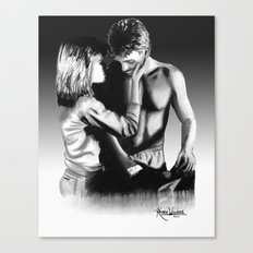 Sarah and Kyle Canvas Print
