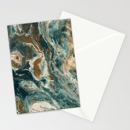 Agate Sea Stationery Cards