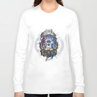 borderlands Long Sleeve T-shirts featuring Tales from the Borderlands - Do it for Her by animatenowsleeplater