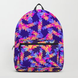 Friday Night at the Bowling Alley Backpack
