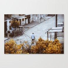 Loneliness. Canvas Print