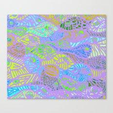 fishy fishy fishy Canvas Print