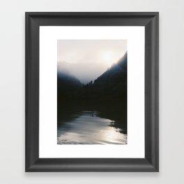 symmetry Framed Art Print