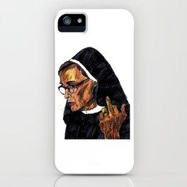 Jessica Lange iPhone Case