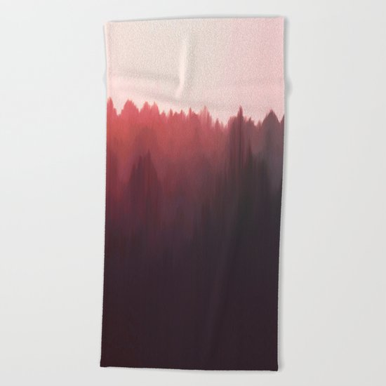 Sun Glare Beach Towel