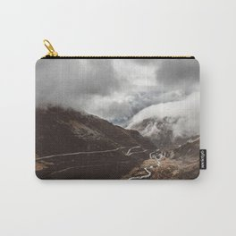 Somewhere in Switzerland Carry-All Pouch