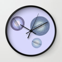 The holographic principle Wall Clock
