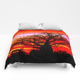 Fire n Boab Comforters