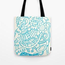 Freak Show Tote Bag