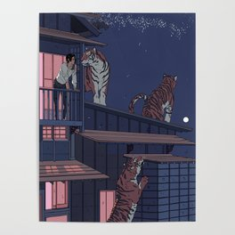 Tiger Playhouse Poster