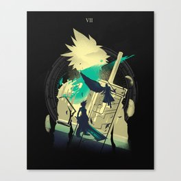 Ex-Soldier of the VII Canvas Print