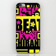 Beat Wins K U R - Shirane iPhone & iPod Skin