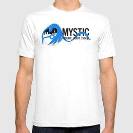 Team Mystic Toronto [1] [black text] T-shirt