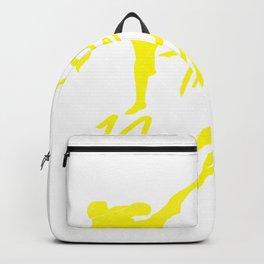 Sweep the leg no mercy karate martial arts t shirt Backpack
