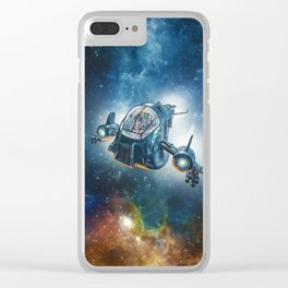 The Scout Ship Clear iPhone Case
