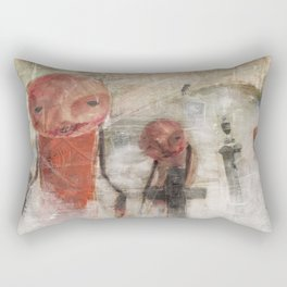 The Dead Will Walk Again Rectangular Pillow