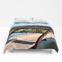 Austin 360 Comforters