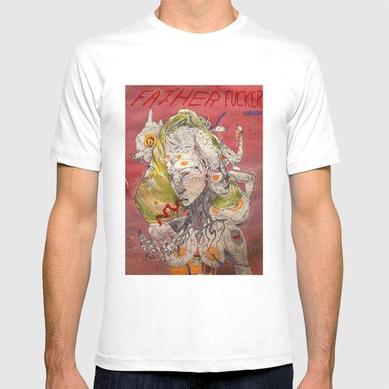 father fucker 2011 T-shirt