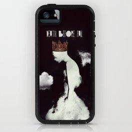 Death Before Fail  iPhone Case