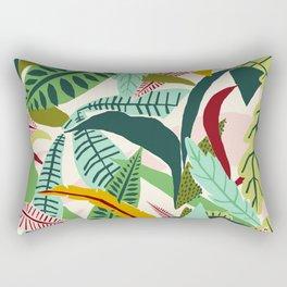 Naive Nature Rectangular Pillow
