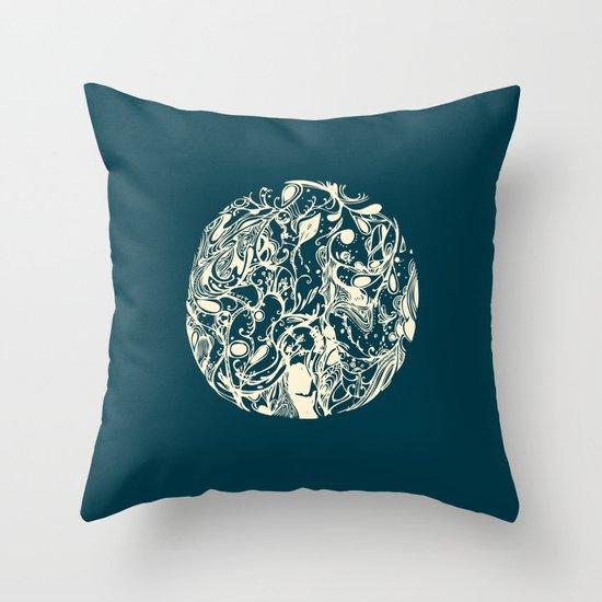 Soulmate Throw Pillow