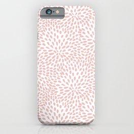 Flower Petals iPhone Case