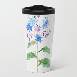 Starflower Travel Mug
