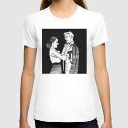 You & Me V T-shirt