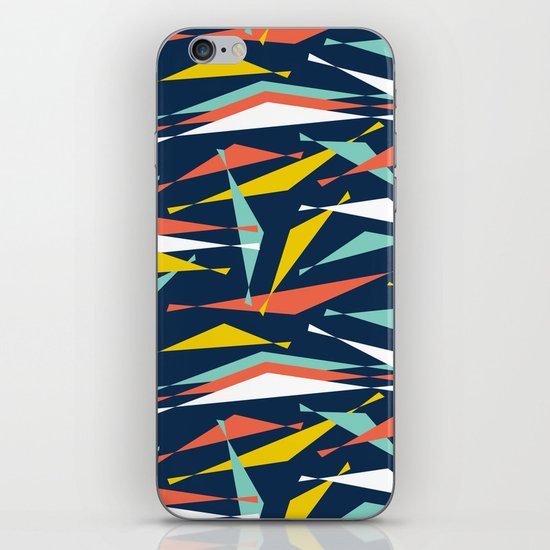 Swizzle Stick - Party Girl iPhone & iPod Skin