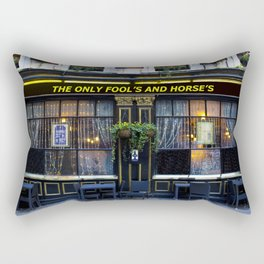 The Only Fool's and Horse's Rectangular Pillow