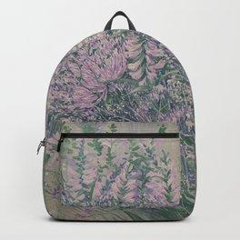 PURPLE BOUQUET Backpack