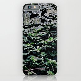 DARK SHADOWS iPhone Case