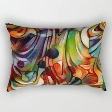 Astract Rectangular Pillow