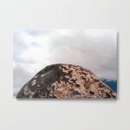 Zen of Giant Rock Metal Print