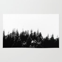 The Silence Of Nature Rug
