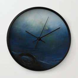 Saknad Wall Clock