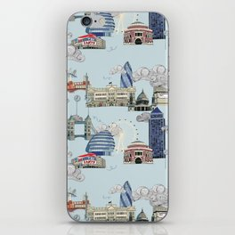 London Landmarks iPhone Skin