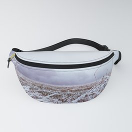 Field Mouse Perspective Fanny Pack