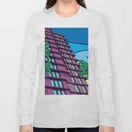Miami マイアミ Long Sleeve T-shirt