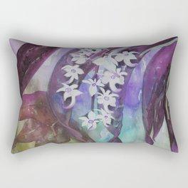 Orquideas 2 Rectangular Pillow