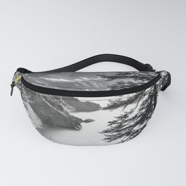 Forest Lake Retreat - Crater Lake Fanny Pack