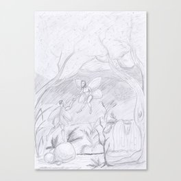 Fairies Canvas Print