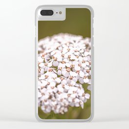 Yarrow Clear iPhone Case