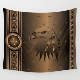 Eagle Nation Wall Tapestry