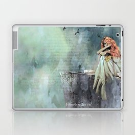 Cliffs of Dover Laptop & iPad Skin