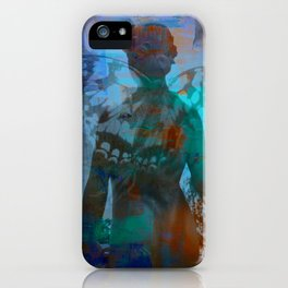 You give me Wings - JUSTART © iPhone Case
