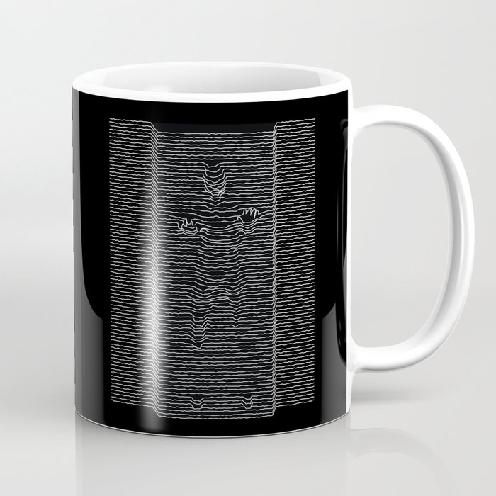 Joy Division: Going Solo Coffee Mug