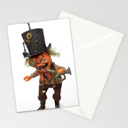 Rucus Studio Steam Punkin  Stationery Cards